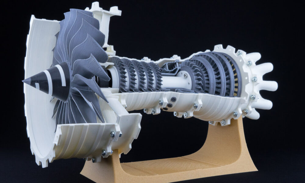 Grosses Beispielbild für das Material PLA