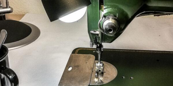 Restauration einer Bernina Nähmaschine aus den 50er Jahren mit Hilfe von 3D Druck